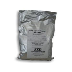 Acido metatartarico extra 40 1 kg.