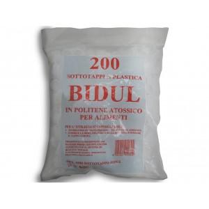 Biduules in plastica conf.200 pezzi