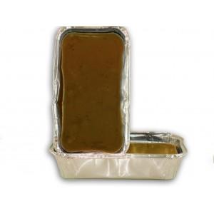 Gomma lacca oro vaschetta da 0,5 kg