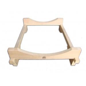 Supporto tonneaux legno faggio