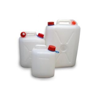 Tanica in plastica alimentare 25 lt