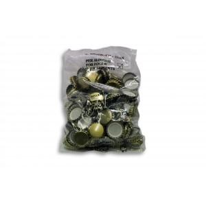 Tappi corona diam. 26.5 conf.200 pezzi