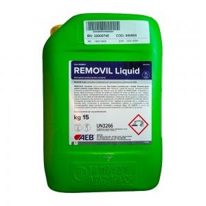 Removil liquido detersivo alcalino conf. 15 kg