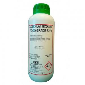 Acido Lattico 80% conf.1 kg