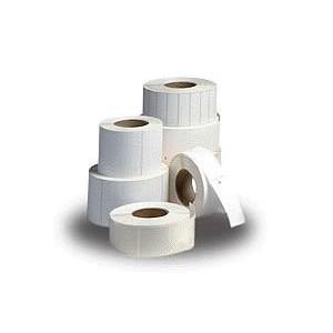 Etichette adesive trasparenti in ppl formato mm 60 x 60 (al 1000)