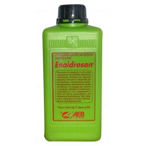 Detersivo liquido Enoidrosan clorodetergente conf. 1 kg