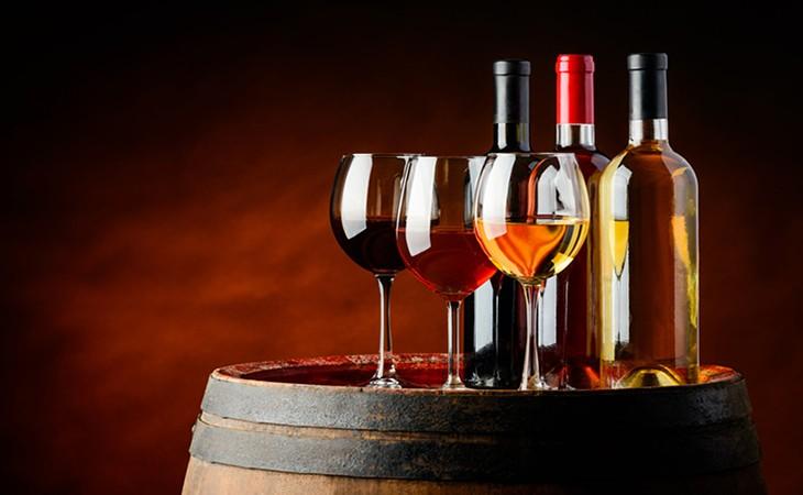 bottiglie/bicchieri